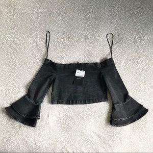 Zara Woman Denim Collection